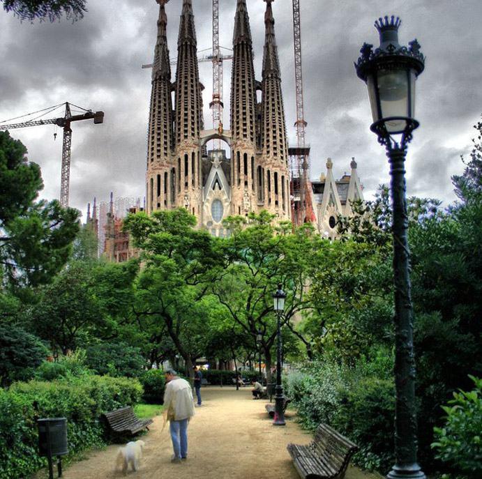 טיולים בברצלונה