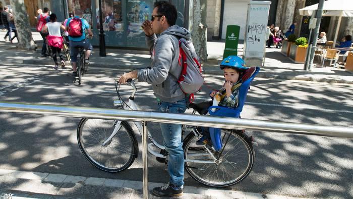 טיול משפחות בברצלונה